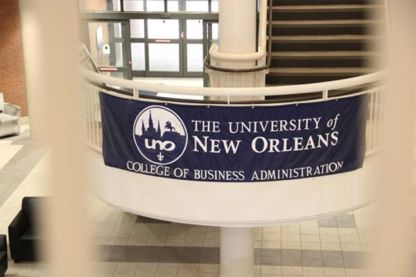 University of New Orleans is hosting Marketing Week 2020.
