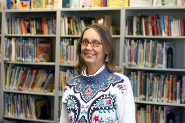 Pat Austin was professor of children's literature at the University of New Orleans and a faculty member for 26 years. She retired earlier this year.