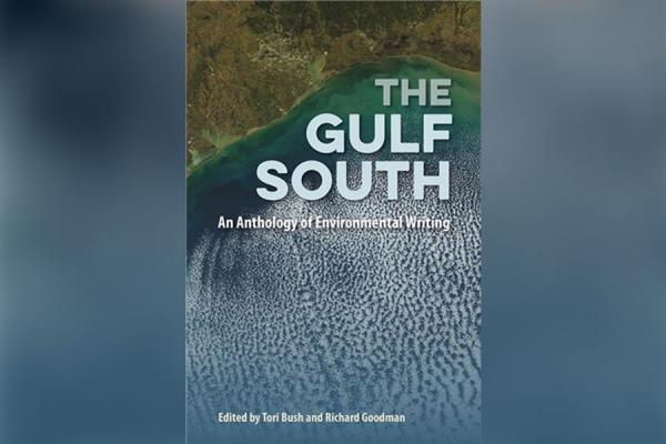 "University of New Orleans professor Richard Goodman is an editor for the anthology, ""The Gulf South."""